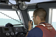Vessel Search Procedures at EMTI